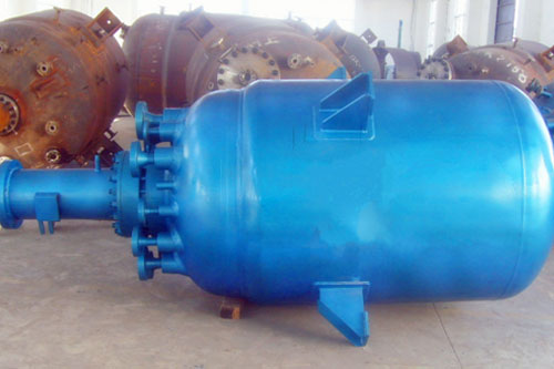 3000L magnetic seal reactor - closed manhole structure
