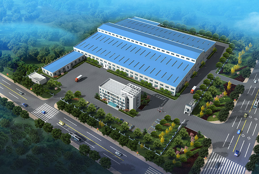 Kaiyuan chemical machinery manufacturing co. LTD